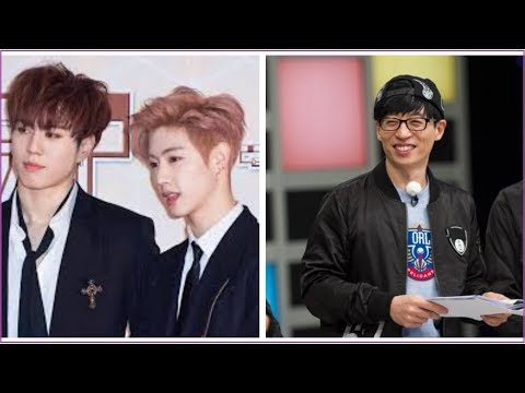 GOT7 Yugyeom And Mark Funny Water Park Story, Yoo Jae Suk About His Son