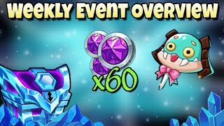Idle Heroes (O3) - New Weekly Events and Dropping 60 Super Chips!