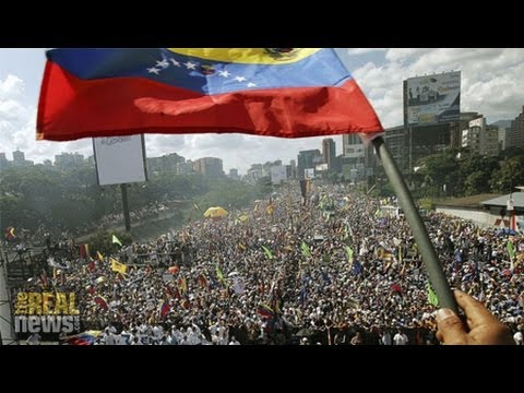 US Backing the Destabilization of Venezuela