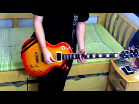 """Bowling For Soup """"Punk Rock 101"""" (BR - Guitar Cover) HD by VitorPopst"""