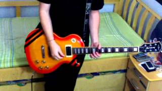 "Bowling For Soup ""Punk Rock 101"" (BR - Guitar Cover) HD by VitorPopst"