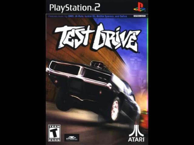 Test Drive Overdrive Soundtrack - Saliva Lackluster (Remix)