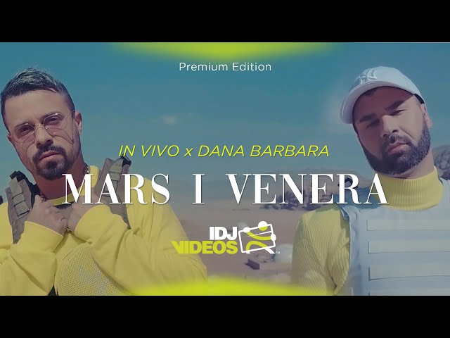 IN VIVO FEAT. DANA BARBARA - MARS I VENERA (OFFICIAL VIDEO)