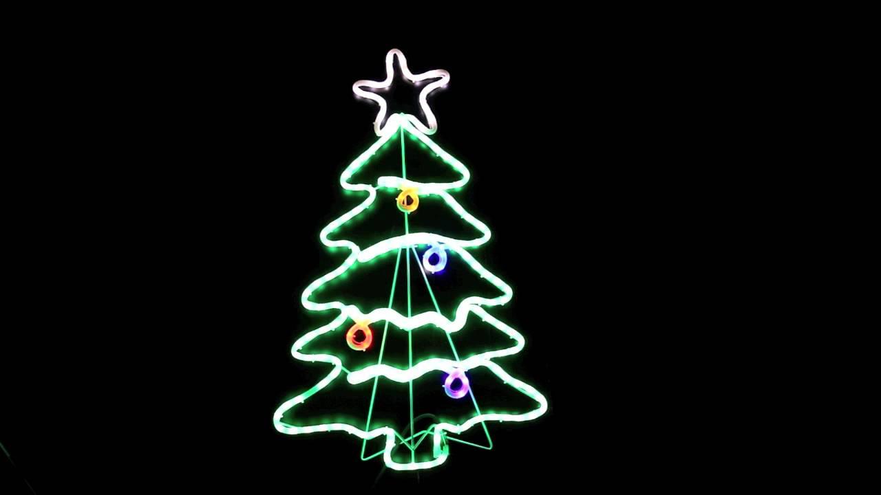 Blinkender weihnachtsbaum sapin de no l clignotant youtube - Blinkender weihnachtsbaum ...