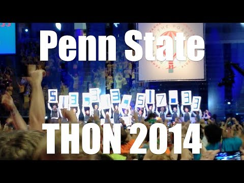THON 2014: Dancer Experience (GoPro)