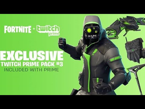 Fortnite Season 5 NEUES Twitch-Prime Paket GELEAKT!|Glitch In Loot Lake| DJismailDJ
