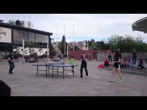 CAAMFest 2015 Top Spin Movie Exhibition Table Tennis 2