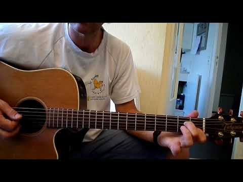 Ed Sheeran - Happier - comment jouer tuto guitare YouTube En Français