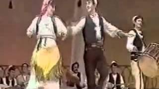 Albanska izvorna muzika- sjevernoalbanski folklor -Tropoja-  Valle Lirike Tropojane