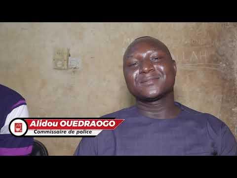 Burkina Faso / Sécurité : deux trafiquants de stupéfiants arrêtés avec de plus de 10 Kg de cannabis