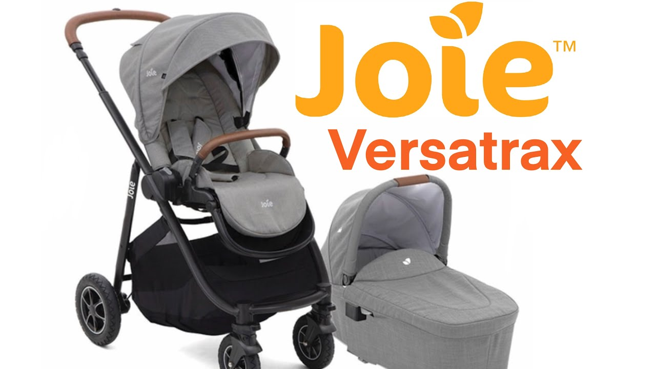 Joie Buggy Chrome Test Joie Versatrax Stroller New 2019 4 In 1 Exclusive Preview