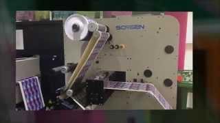 Screen L350 UV digital label pers 720p