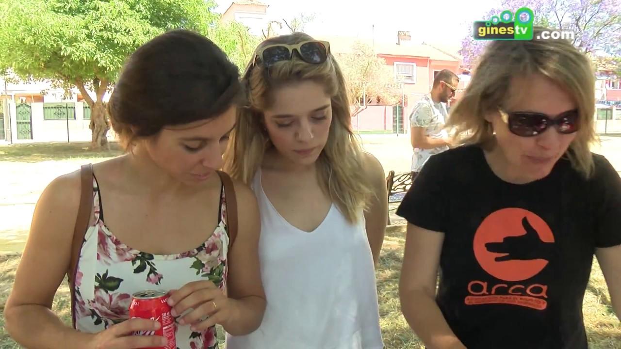 """El Pinar de San Ginés acogió la """"Fiesta ARCA Sevilla"""""""