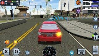 Car Driving School Simulator Android Gameplay #DroidCheatGaming screenshot 3