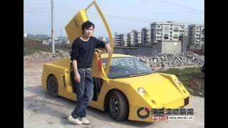 Diy Lamborghini By Chan Jinmiao