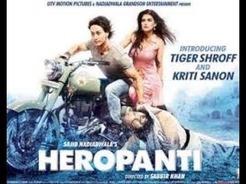 Heropanti Full Movie ¦ Tigeer Shroff ¦ Kriti Sanon