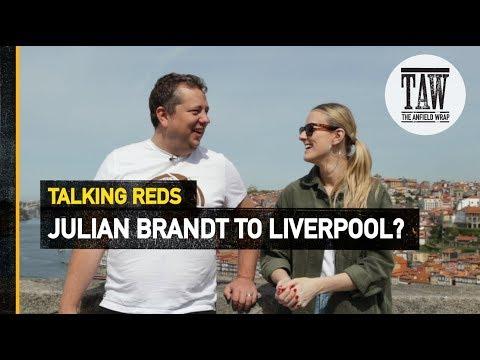 Julian Brandt To rpool?  Talking Reds