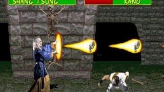 Mortal Kombat 1 Kano Gameplay Playthrough thumbnail