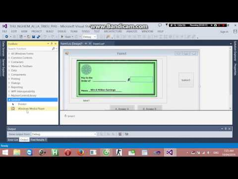 How to play .MP3 in WindowForm C#