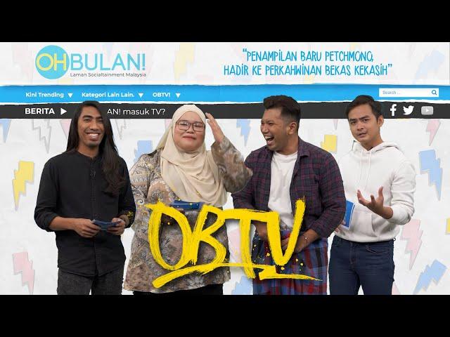 [OBTV] Ash Buat Hal, Petchmono Naik Ke Bulan