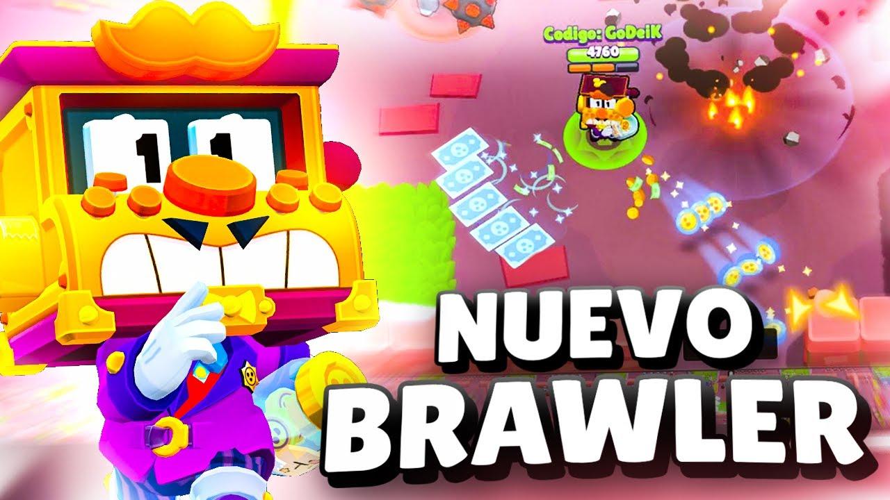 SNEAK PEEK del NUEVO BRAWLER *GRIFF* en BRAWL STARS