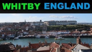 A Tourist's Guide to Whitby, Yorkshire, UK