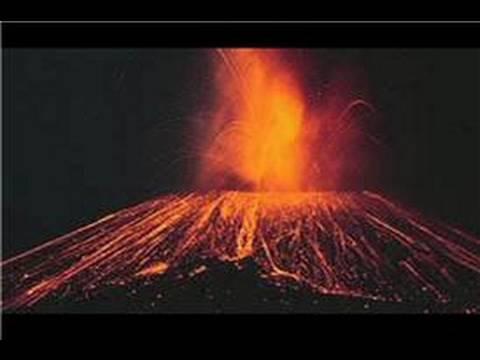 How volcanoes erupt