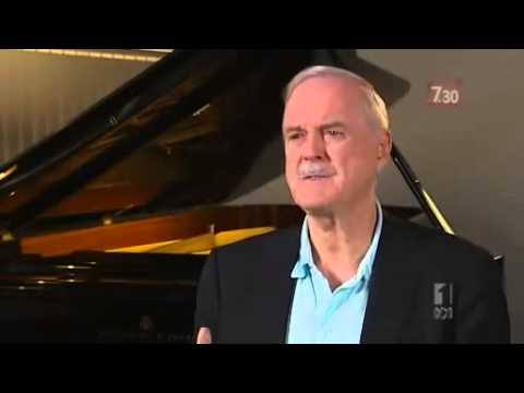 JOHN CLEESE, A VERY LEFT WING MAN SPEAKS OUT ABOUT THE UK MULTICULTURE