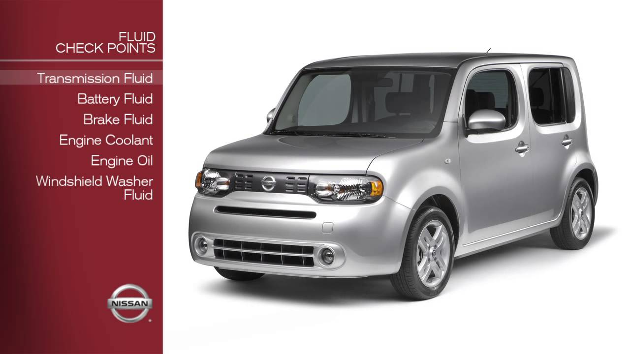 2006 nissan cube owners manual