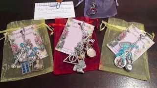 Custom Purse Charms from Etsy! Thumbnail