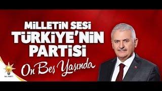 AK Parti 15. Yıl Filmi