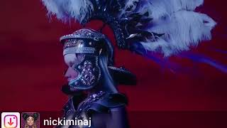 Nicki Minaj Intro In NickiWRLDTour 2019