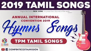 Gambar cover TPM SONGS | TPM Songs Tamil 2019 | International Convention songs | The Pentecostal Mission | ZPM