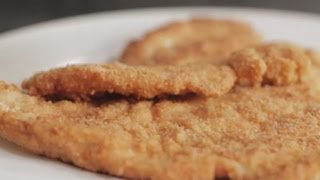 How To Make Your Own Chicken Schnitzel
