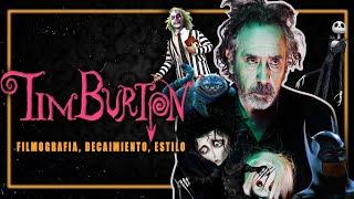El Cine de Tim Burton | Filmografia, Decaimiento, Influencias y Estilo | CoffeTV