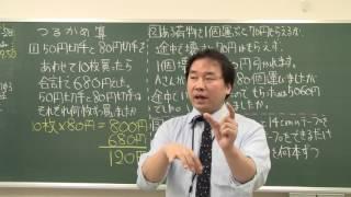 札幌エリート塾研修の模擬授業より.
