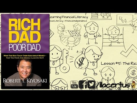 RICH DAD POOR DAD BY ROBERT KIYOSAKI | ANIMATED BOOK SUMMARY