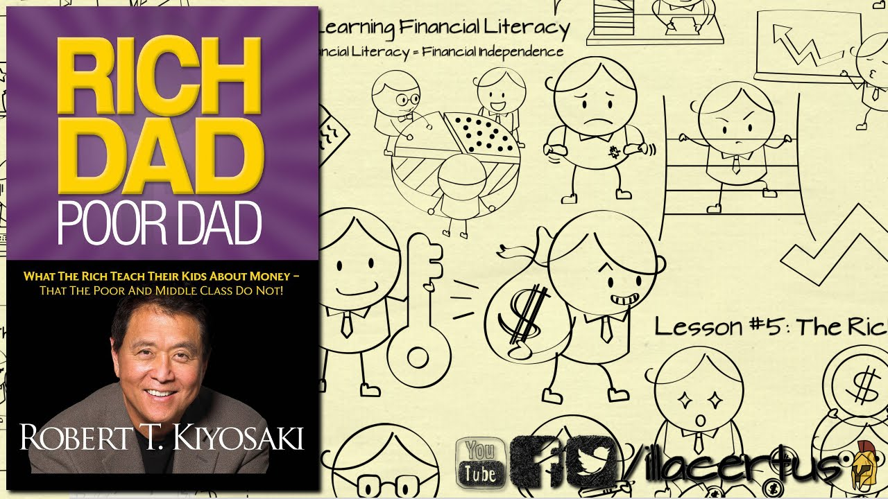 Robert T Kiyosaki Rich Dad Poor Dad Pdf