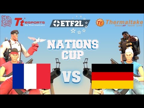 Nations Cup Grand Final : France vs Germany Highlight