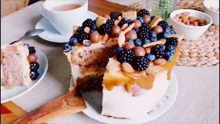 Готовим торт 'Колибри' по Andy Chief'у, кремчиз + рекомендации по украшению и немного дебилизма