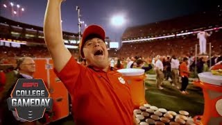The toughest guy in Clemson's football program is David Saville, the team's equipment manager and the one who keeps Dabo Swinney in line. ✓ Subscribe to ...