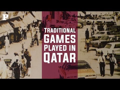 Traditional games played in Qatar