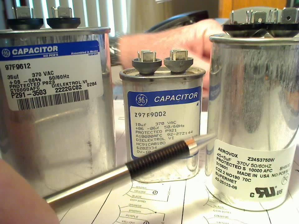 Nordyne Heat Pump Parts Diagram 1950 Ford 8n Tractor Wiring Rheem Condenser Fan Motor ~ Elsavadorla