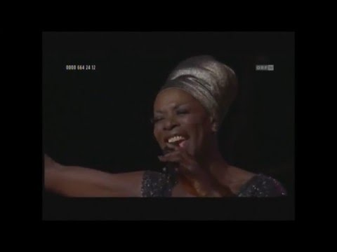 Doretta Carter - If I Never Sing Another Song - Hommage an Udo Jürgens - Wien,  am 16.12.2015