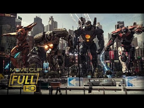 Download Battle of Tokyo|Jaeger Fleet vs Four Kaiju|Pacific Rim Uprising