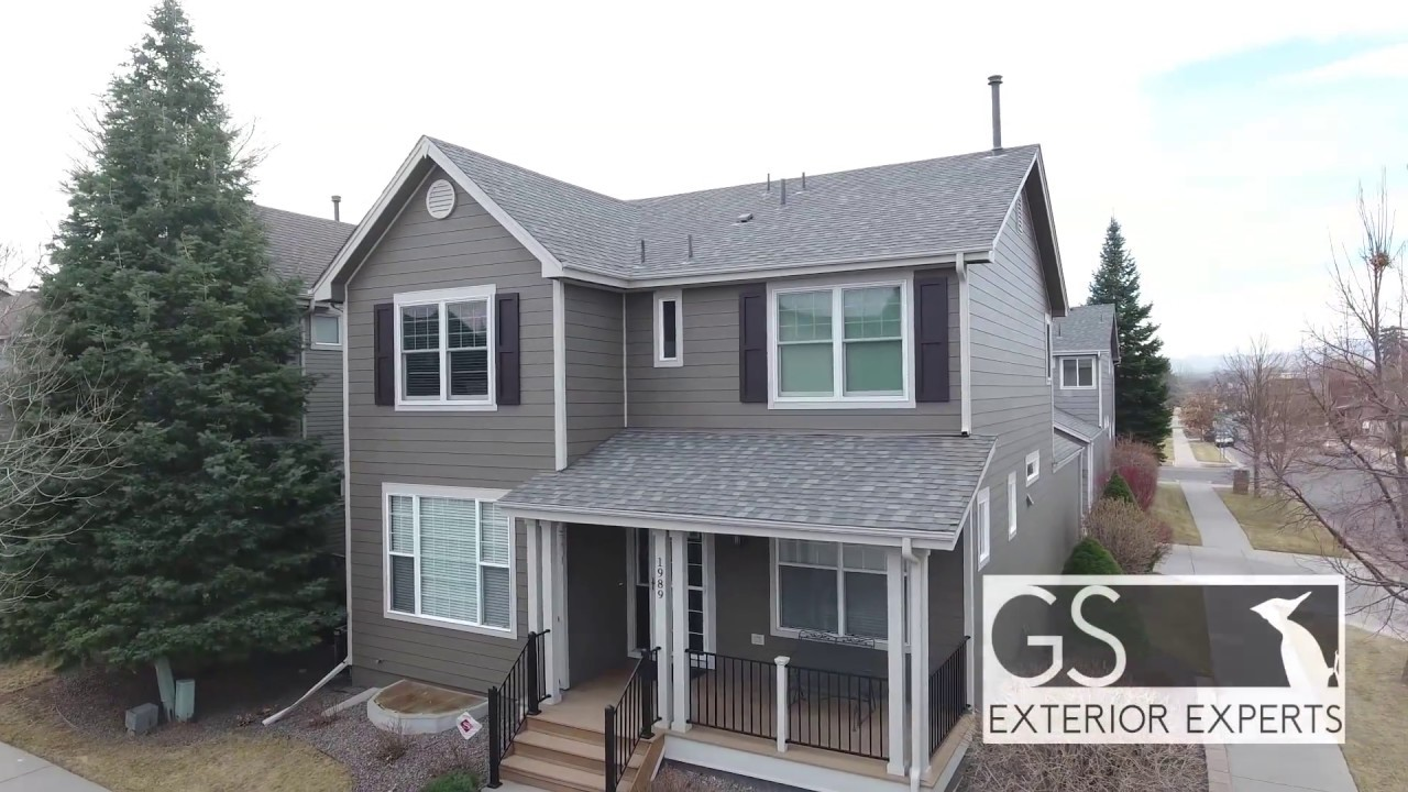 Hardie board Siding Timber Bark GS Exterior Experts YouTube