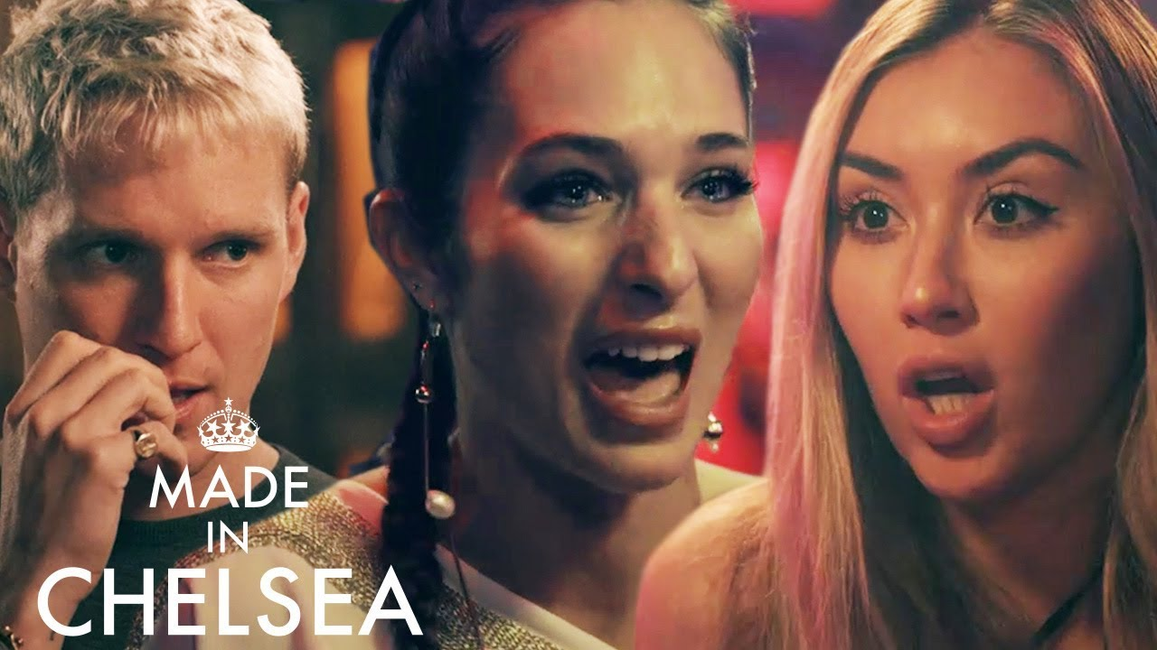 TV's untold truth: the Made in Chelsea bunch can't afford to live in Chelsea