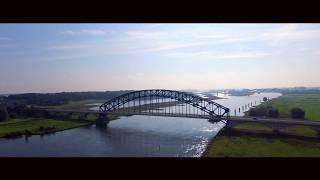 TWO BRIDGES RIVER IJSSEL