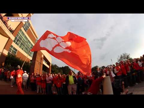 Clemson Football || Welcome Home