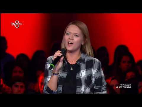 O Ses Türkiye - Megan - Kimseye Etmem Şikayet